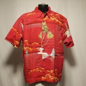High Sierra Hawaiian Shirt XL